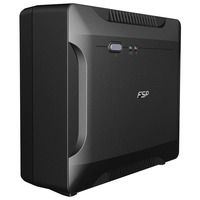 FSP/Fortron UPS: Nano 600 - Zwart