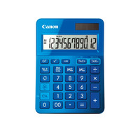 Canon calculator: LS-123k - Blauw
