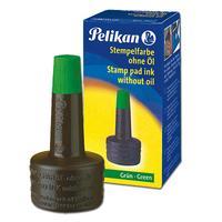 Pelikan inkt: Stempelinkt 4K, Groen - Bruin, Groen