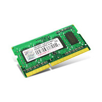 Transcend RAM-geheugen: 4GB DDR3 204-pin SO-DIMM Kit