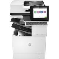 HP multifunctional: LaserJet LaserJet Enterprise Flow MFP M632z - Zwart