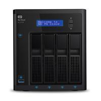 Western Digital NAS: My Cloud DL4100, 16TB - Zwart