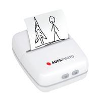 AgfaPhoto Realpix Pocket P Fotoprinter - Wit
