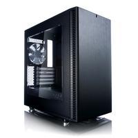 Fractal Design behuizing: Define Mini C - Zwart