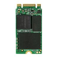 Transcend SSD: MTS400 - Zwart, Groen