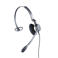 AGFEO headset: Headset 2300 - Zilver