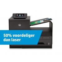 HP inkjet printer: Officejet Pro 551dw - Zwart, Cyaan, Magenta, Geel