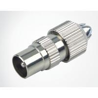 Schwaiger coaxconnector: 1 x IEC, M