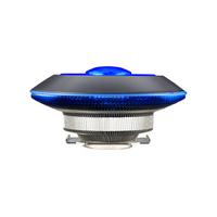 Cooler Master Hardware koeling: MASTERAIR G100M - Zwart