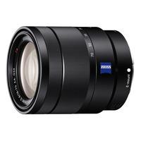 Sony camera lens: 16-70-mm Carl Zeiss®-lens, met AA-technologie. Maximaal diafragma F4 over alle brandpuntsafstanden. .....
