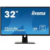 Iiyama ProLite XB3270QS-B1 31,5'' WQHD IPS - Business monitor - Zwart