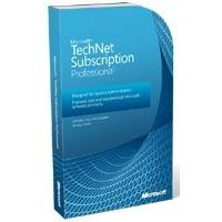 Microsoft TechNet Subscription Professional with Media 2010, EN (J4F-00001)