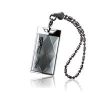 Silicon Power USB flash drive: 16GB Touch 850 - Titanium