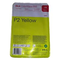 Oce cartridge: CW 650 Toner Pearls Yellow - Geel