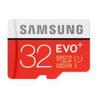 Samsung flashgeheugen: MB-MC32D - Zwart, Rood, Wit