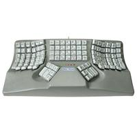 Maltron toetsenbord: USB, 1.8 m - Grijs