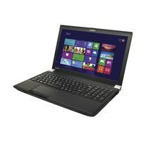 Toshiba laptop: Tecra Tecra W50-A-117 - Zwart