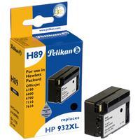 Pelikan inktcartridge: H89 - Zwart