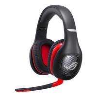 ASUS headset: Vulcan ANC PRO - Zwart, Rood