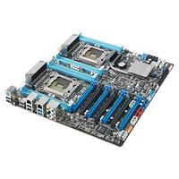 ASUS moederbord: Z9PE-D8 WS - Intel Socket 2011, Intel C602, 8 x DIMM, Max. 64GB, DDR3 .....
