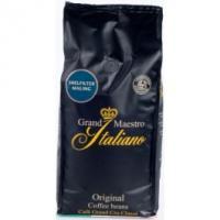 Grand Maestro Italiano koffie: Espresso snelfilter maling 8x1000 gram
