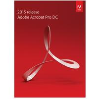 Adobe desktop publishing: Pro Pro DC v15