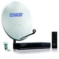 Schwaiger antenne: SAT1591HD - Grijs