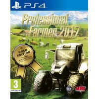 UIG Entertainment game: Professional Farmer 2017 (Gold Edition)  PS4