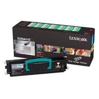 Lexmark toner: E250, E35x 3,5K retourprogramma tonercartr. - Zwart