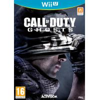 Activision game: Call of Duty, Ghosts  Wii U