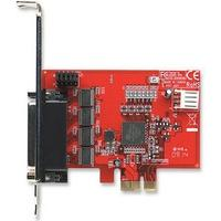 Manhattan interfaceadapter: PCI-E x1, 460 kbps, 29.5g