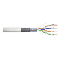 Digitus netwerkkabel: Twisted Pair Installation Cable - Grijs