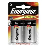 Energizer batterij: E300129200 - Zwart, Zilver