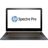 HP laptop: Spectre Pro 13 G1 - Zilver