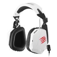 Mad Catz headset: F.R.E.Q. 3 - Wit