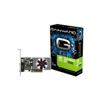 Gainward GeForce GT 1030, 1151/1379 Mhz, 2GB DDR4, 64-bit, 1050Mhz, 16.8 GB/sec, PCI-Express 3.0, HDMI 2.0, .....
