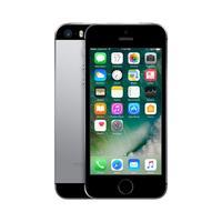Renewd smartphone: Refurbished iPhone SE - 64GB - Spacegrijs - Zwart, Grijs (Refurbished AN)
