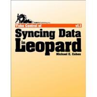 TidBITS Publishing algemene utilitie: TidBITS Publishing, Inc. Take Control of Syncing Data in Leopard - eBook (EPUB)
