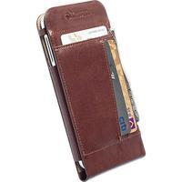 Krusell Kalmar WalletCase Samsung Galaxy S5 Mini Bruin