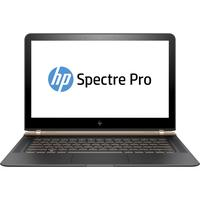 HP laptop: Spectre Spectre Pro 13 G1 notebook pc (ENERGY STAR) bundel - Zilver