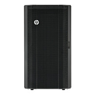 Hewlett Packard Enterprise rack: HP 11622 G2 1075mm Shock Universal Rack - Zwart