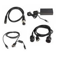 Intermec seriele kabel: DB25P/DB25S, 6ft, Black - Zwart