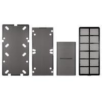 Corsair Computerkast onderdeel: Obsidian Series 550D dust filters - bottom, front, top, and side