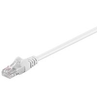 Microconnect netwerkkabel: Cat5e UTP 10 m - Wit