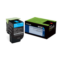 Lexmark cartridge: 802SC - Cyaan