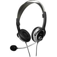Speedlink, CHRONOS Stereo Headset (Black / Silver)