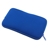 "Kurio Universele Tab Sleeve blauw - 7"" Tablet case"