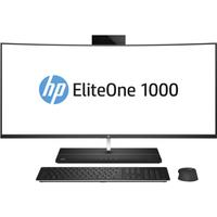 HP all-in-one pc: EliteOne EliteOne 1000 G1 34 inch AiO NT / i7-7700  - Zwart