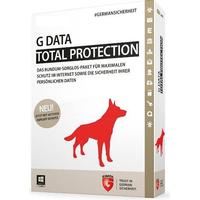 G DATA software licentie: TotalProtection