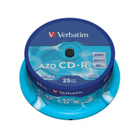 Verbatim CD: VB-CRD19S2A